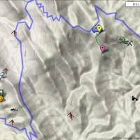 Ruta de Berzocana a Guadalupe por los riscos de la Villuerca