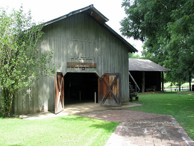 1830s Carriage House