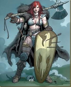 redsonja_thumb%5B4%5D Bronze Age Top 100 Purge: Conan the Barbarian #23