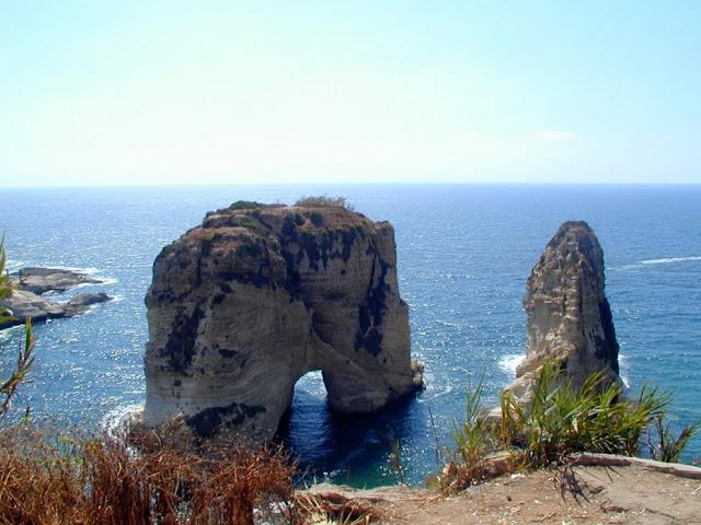 Una de les belleses del Líban