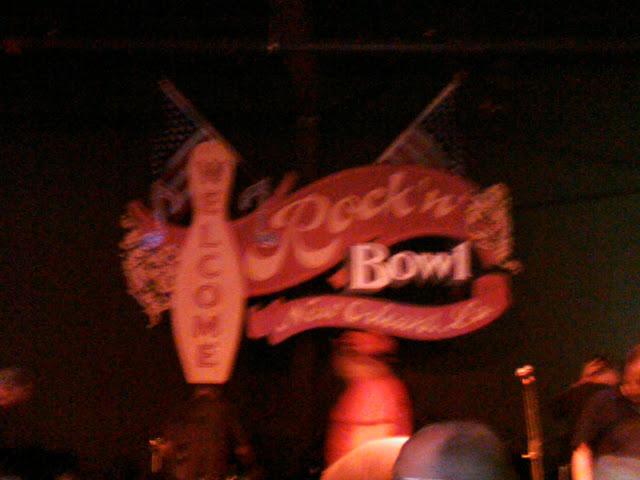 Rock 'N' Bowl