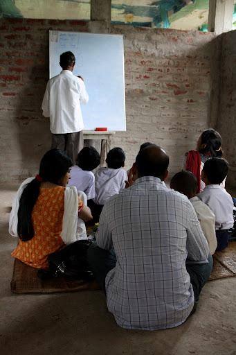 Class at Mayurbhanj Public School