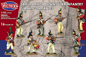 Victrix 54mm British