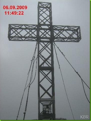 Gipfelkreuz Kasberg