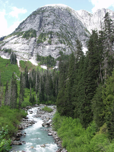Sims Creek, Elaho Valley