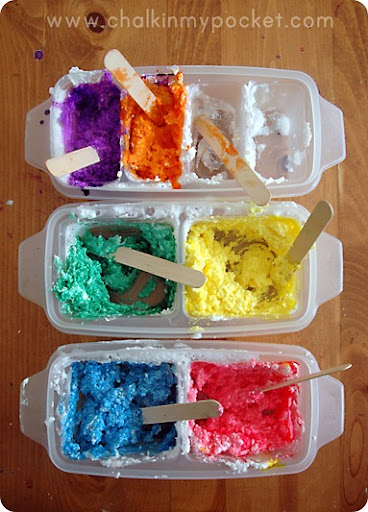 paint recipe for children