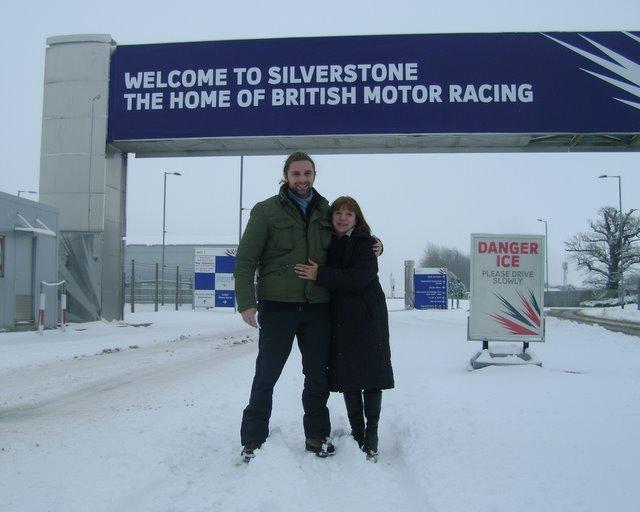 La Zia a Silverstone