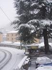 Asso sotto la neve
