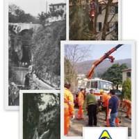 Ponte Oscuro ed i Volontari della Protezione Civile