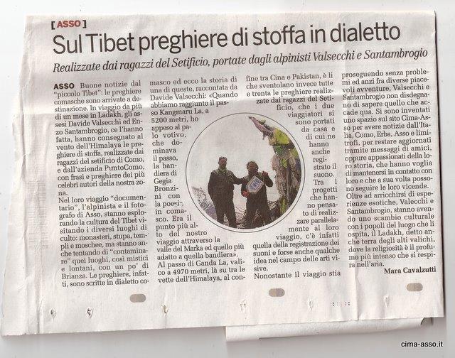 Il giornale dallItalia