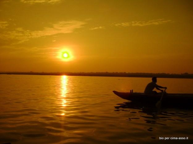Lalba sul Gange