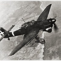 Lo Stuka ed il mitragliere di un bombardiere da picchiata!!
