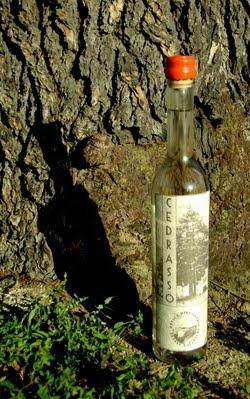 Cedrasso: acqua di cedro
