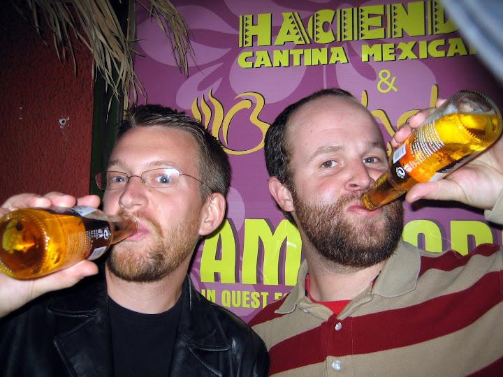 Ben and Carey