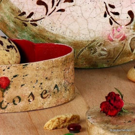 Decoupage kutijica ruže