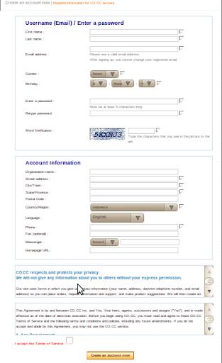 Screenshot2 Cara Mendaftar Domain Gratis Co.CC, Sudah ter index Google Kembali