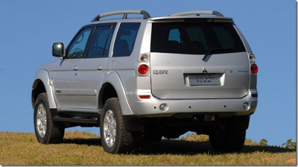 Mitsubishi Pajero Sport Flex _2009VI_2