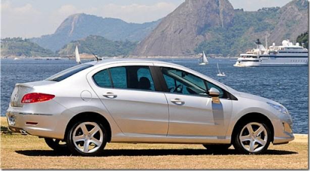 Peugeot 408 Brasil  2012 (10)