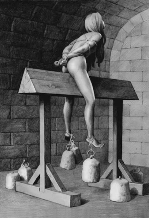 Os mais terríveis instrumentos de tortura usados pela Inquisição em nome da religião