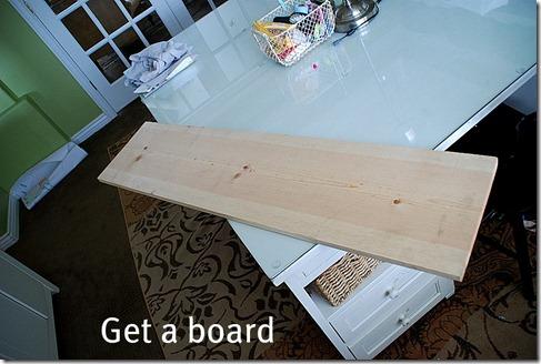 get a board