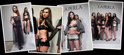 View La Perla Fall 2010 Collection