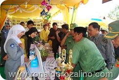 Musrenbang 2010 di  Kuantan Tengah SMAN Pintar Mengikuti Stan Bazar 4