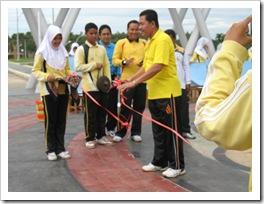 Pameran Karya Seni Rupa III PAKASERU III di SMAN Pintar Kabupaten Kuantan Singingi