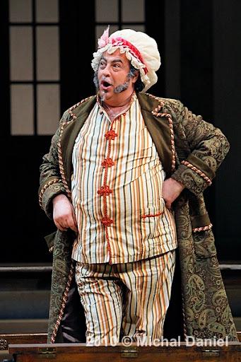 Donato DiStefano as Don Magnifico