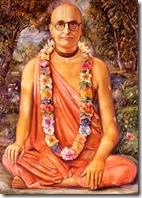 Shrila Bhaktisiddhanta Saraswati
