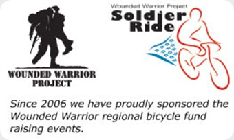 Wounded Warrior Project's Soldier Ride