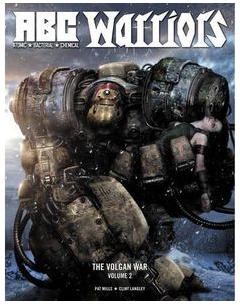 ABC Warriors: The Volgan War
