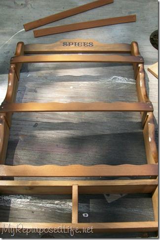 repurposed Spice rack 3