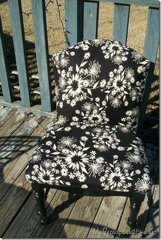 cute cane chair