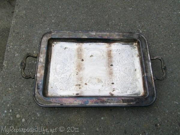 tarnished tray