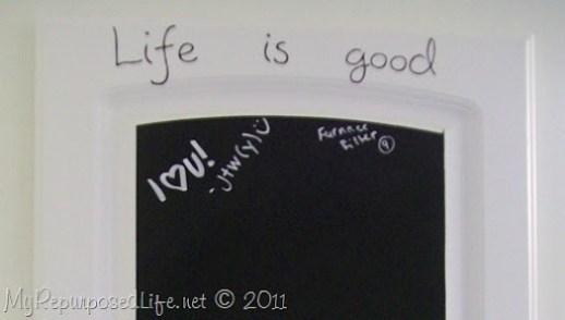 vinyl on repurposed chalkboard (2)