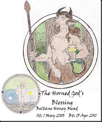 2010 Horned God's Blessing