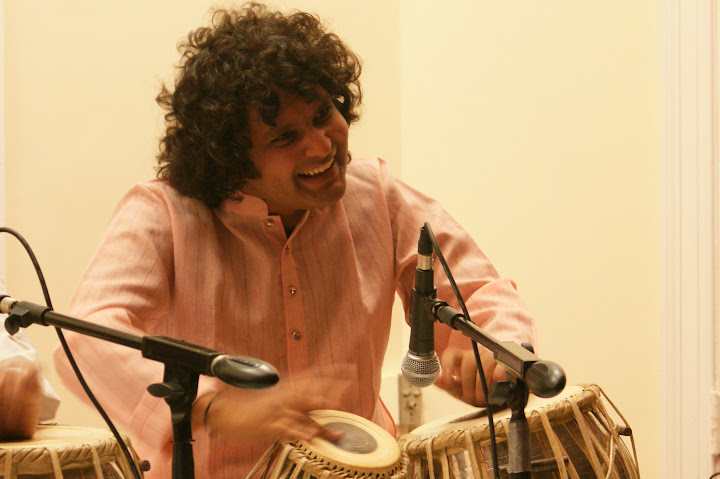 Tabla Player Sahil Patel