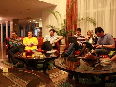 Посиделки на конференции ISDEF Spring 2010