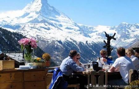 7 Restoran di Puncak Gunung