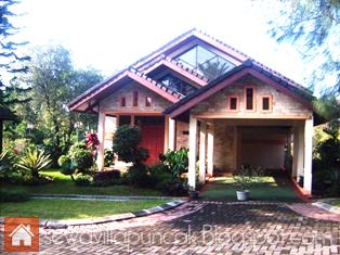 Villa Panggung Swiss Kota Bunga Puncak