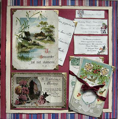 Grandmother's Cards