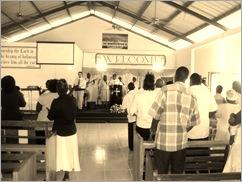 Worship at MBEBC