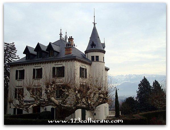 """""""Les Tourelles"""" à Seyssinet-Village"""