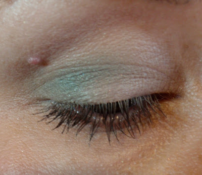 Bionic Beauty review - eye shadow by Fusion of Color Cosmetics