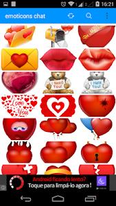 emoticons chat screenshot 6