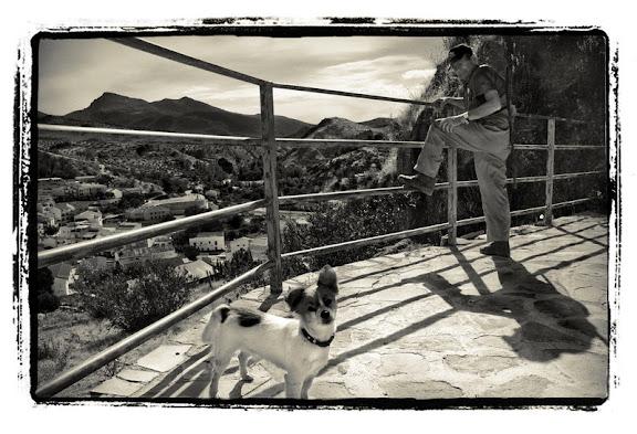Una de las fotos de la serie de Fco. Javier Pulido