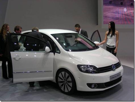 VW Golf Plus 2009 Em Bolonha 01
