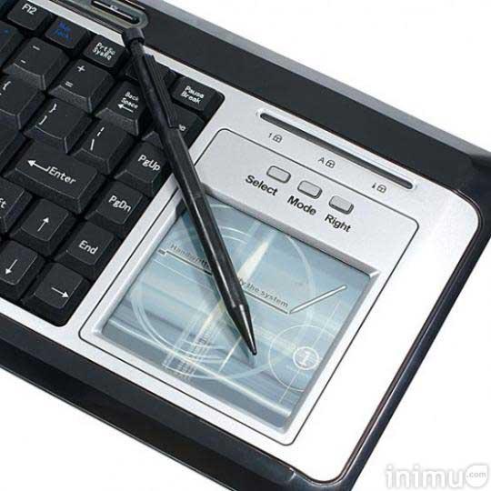 Handwriting Recognition Keyboard