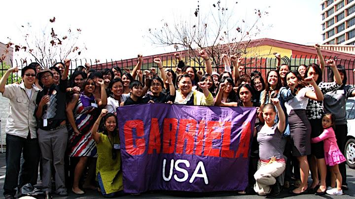 GABRIELA USA Assembly 2009