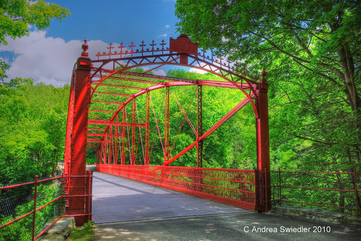 Lovers Leap Bridge New Milford CT